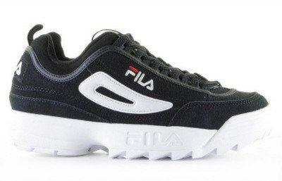 FILA FILA Disruptor S Low Donkerblauw Herensneakers