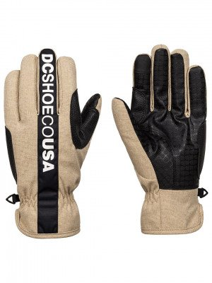 DC DC Salute Gloves wit
