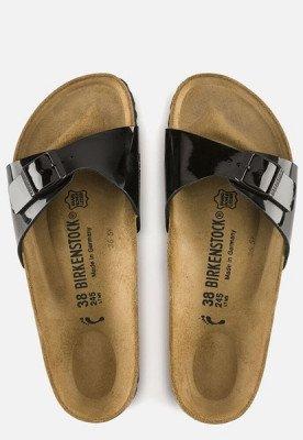Birkenstock Birkenstock Madrid slippers zwart