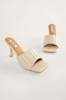 NA-KD Shoes NA-KD Shoes Stilettomuiltjes - Beige