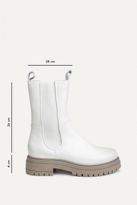 Shoecolate Shoecolate Chelsea boot Offwhite 8.20.08.851