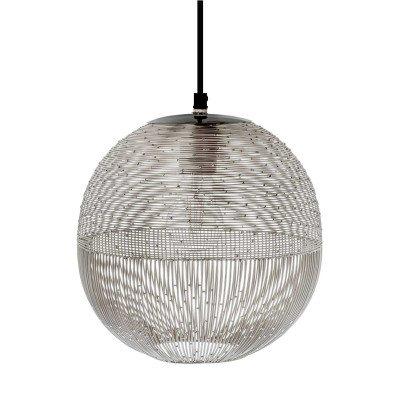 Riverdale NL Hanglamp Ysa zilver 27cm