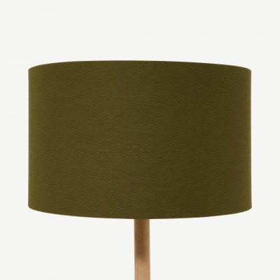MADE.COM Emblyn lampenkap, 35 cm, groentinten