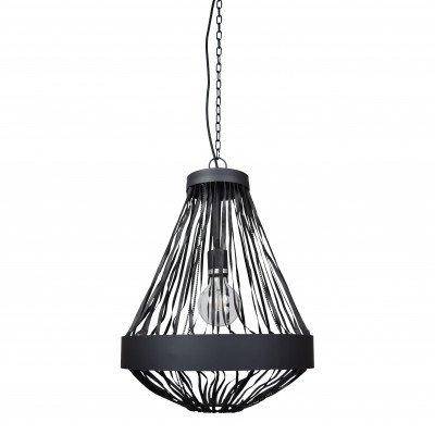 Urban Interiors Urban Interiors hanglamp 'Brooklyn' Ø40cm, kleur Vintage Black