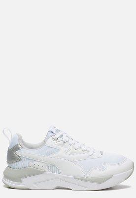 Puma Puma X-Ray Lite Metallic sneakers wit
