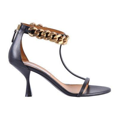 Stella Mccartney chain detail sandals