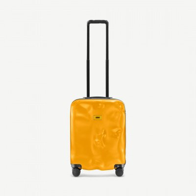 MADE.COM Crash Baggage Icon handkoffer, geel