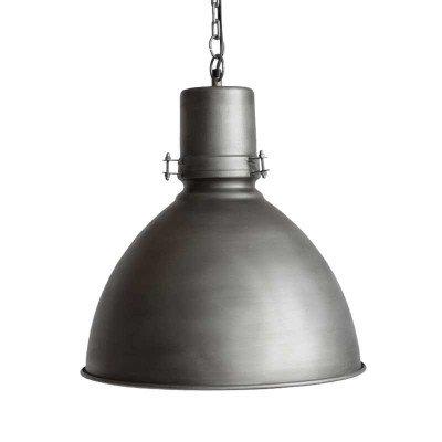 LABEL51 LABEL51 Industriële Hanglamp 'Strike', kleur Antiek Grijs