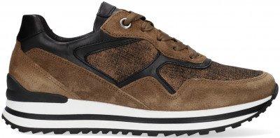 Gabor Cognac Gabor Lage Sneakers 524.2
