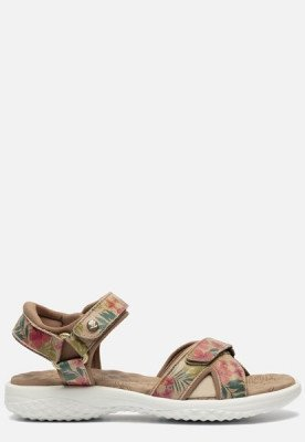 Panama Jack Panama Jack Noja Tropical B2 sandalen beige