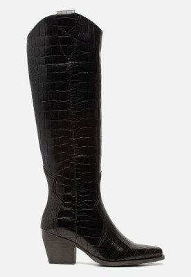 Linea Zeta Linea Zeta Hoge laarzen zwart