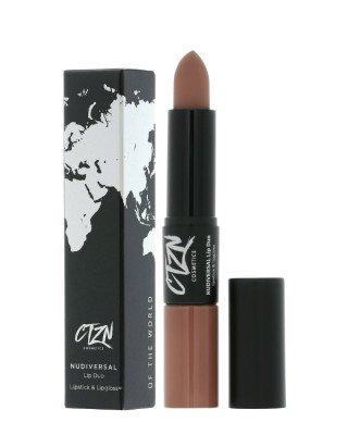 CTZN Cosmetics CTZN Cosmetics - Nudiversal Lip Duo Kuala Lampur - 3,5 gr + 5 ml