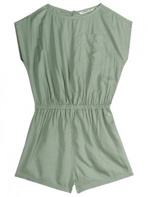 O'Neill O'Neill Flo Playsuit Dress groen
