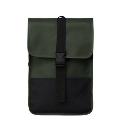Rains Rains Buckle Backpack Mini Green