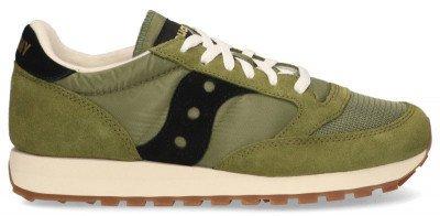 Saucony Saucony Jazz Original Vintage Groen Herensneakers