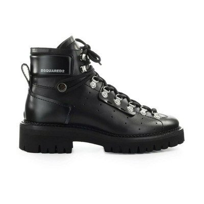 Dsquared2 Hiking Hector Combat Boots