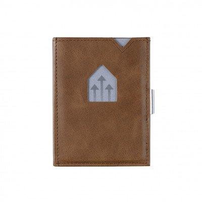 Exentri Exentri Leather Wallet Hazelnut