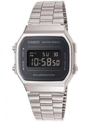 Casio Casio A168WEM-1EF grijs
