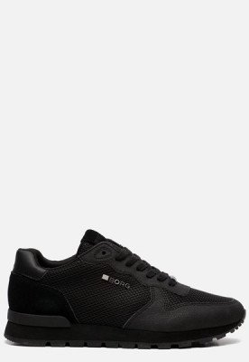 Bjorn Borg Bjorn Borg R605 Low KPU M sneakers zwart