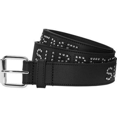 Supreme Supreme Studded Logo Belt Black (SS18)