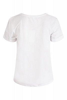 Femme9 Femme9 Shirt / Top Wit Gerlin