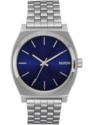Nixon The Time Teller blauw
