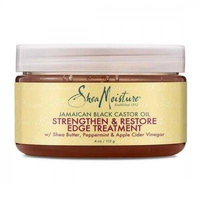 Shea Moisture Castor olie Styling Crème tegen pluizig haar - 118 ml Shea Moisture