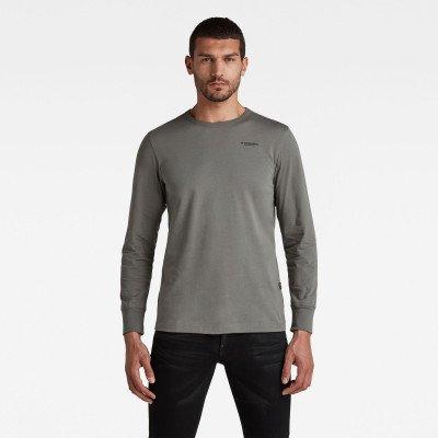 G-Star RAW Base R T-shirt - Grijs - Heren