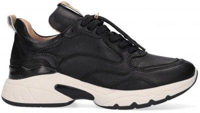Via Vai Zwarte VIA VAI Lage Sneakers Zaira