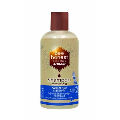Traay Beenatural Shampoo cade & tijm - 250ml - Traay Beenatural Traay Beenatural