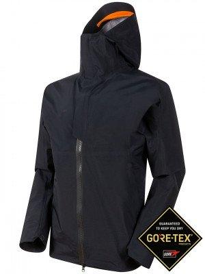 mammut Mammut 3850 Hs Hooded Jacket zwart