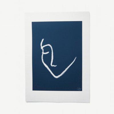 MADE.COM Lethe door Anna Moerner, print, 50 x 70 cm