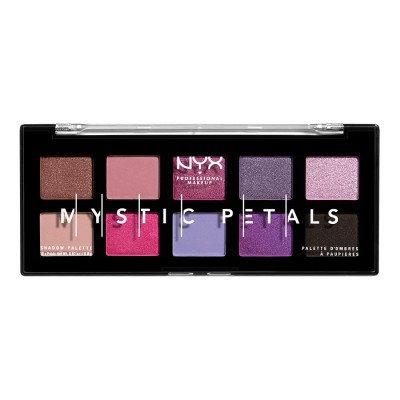 NYX Professional Makeup Midnight Orchid Mystic Petals Oogschaduw 67 g