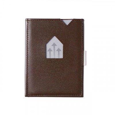 Exentri Exentri Leather Wallet Brown