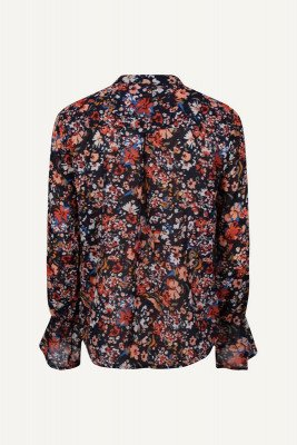 Saint tropez Saint Tropez Blouse Multicolor Edly shirt