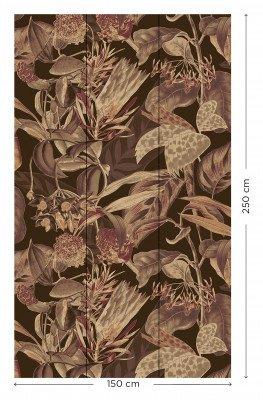 BePureHome BePureHome Posterbehang 'Bouquet' kleur Meerkleurig, 250 x 150cm