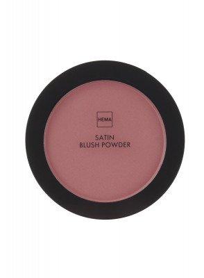 HEMA Satin Blush Powder Vintage Pink (roze)