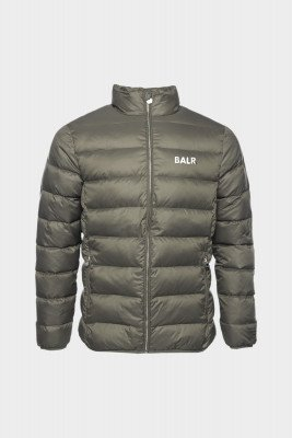 BALR.  Slim Down Jacket Men  Green