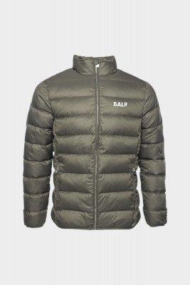 BALR. Slim Down Jacket Men Green