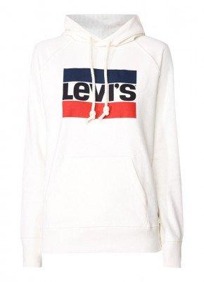 Levi's Levi's Sport hoodie met logoprint