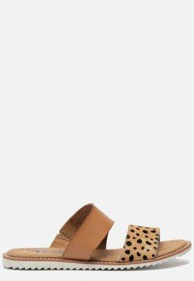 Skechers Skechers BOBS Blazing Star City Spy slippers cognac
