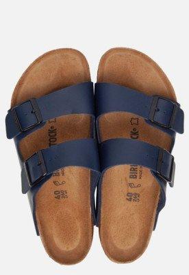 Birkenstock Birkenstock Arizona slippers blauw