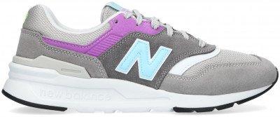 New Balance Grijze New Balance Lage Sneakers Cw997