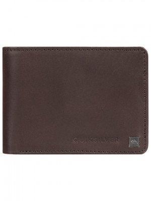 Quiksilver Quiksilver Mack IX Wallet bruin