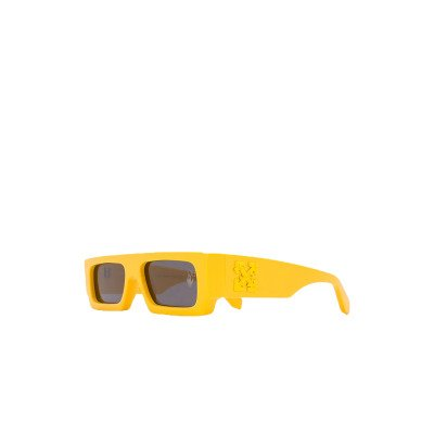 Off-White Off-White Arrow Logo Sunglasses Yellow