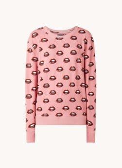 Snurk Snurk Kiss Kiss pyjamatop met print