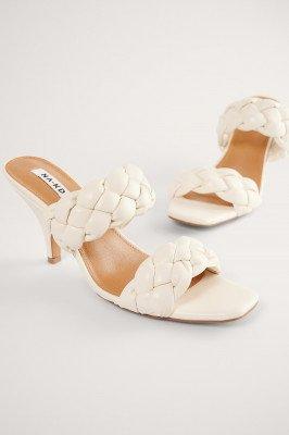 NA-KD Shoes NA-KD Shoes Muiltjes - Offwhite
