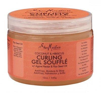 Shea Moisture Curls Souffle voor krullen met Kokos olie & Shea Butter - 355 ml Shea Moisture