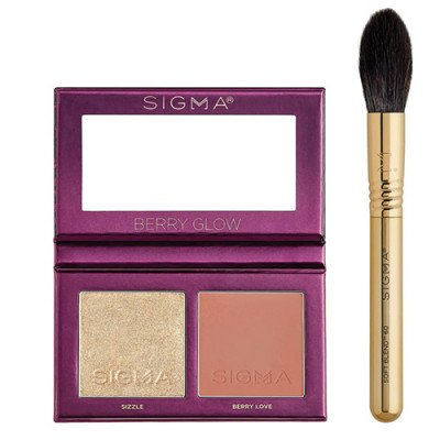 Sigma Sigma Berry Glow Cheek Duo