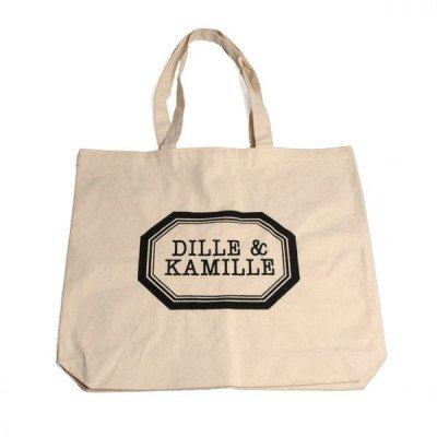 DilleenKamille Tas Dille&Kamille, bio-katoen, groot